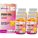 Picture of St.Botanica Fish Oil 1000 mg (Double Strength) - 550 mg Omega 3 - 60 Softgels - 6 Bottles