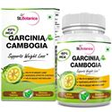 Picture of StBotanica Garcinia Cambogia - 60% HCA 800mg Tablets - 90 Count