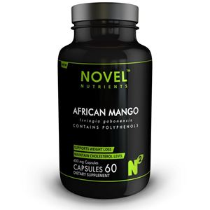 Picture of AFRICAN MANGO 400 MG CAPSULES -WEIGHT MANAGEMENT