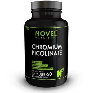 Picture of CHROMIUM PICOLINATE 250 MCG - FAT BURNER