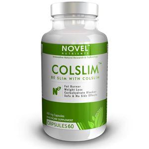 Picture of COLSLIM TM 400MG CAPSULES - FAT BURNER