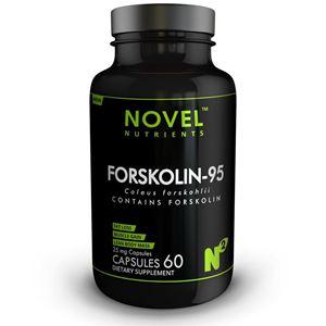 Picture of FORSKOLIN-95  25MG CAPSULES - FAT BURNER