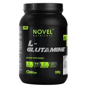 Picture of L GLUTAMINE - 300 GMS - MUSCLE STRENGTH AND BOOSTER