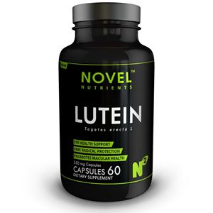 Picture of LUTEIN 250 MG CAPSULES- EYE HEALTH SUPPORT