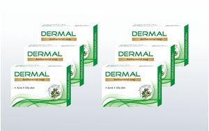 Picture of Biotrex Dermal Antibacterial Soap - Pack of 6