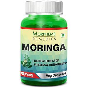 Picture of Morpheme Moringa Extract 500mg 60 Veg Caps