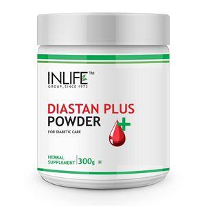Picture of INLIFE Diastan Plus, Diabetes Care Ayurvedic Powder (300g)