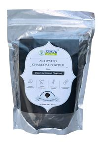 Picture of Trieto Biotech Activated Charcoal Powder For Face Mask , Clean Teeth,Detoxification 250g