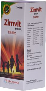 Picture of ZIMVIT SYRUP