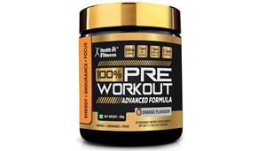 Picture of Healthvit Fitness Pre-Workout Explosive Energy 300gm Powder (Watermelon Tequila Flavour)